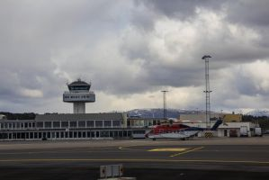 Bergen Airport by JRL5