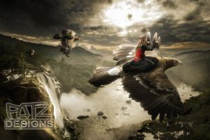 Flying With The Eagles by Fatz8016