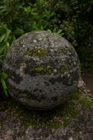 stone sphere by bookscorpion