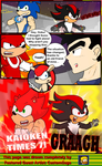 Sonic the Hedgehog Z #9 Pg. 3 August 2014 by CCI545