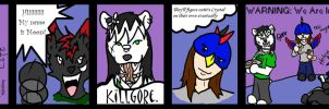 Story of my Life: 'ello by Moonfrostwolf