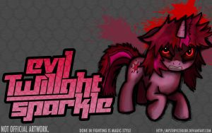 Fighting is Magic - Evil Twilight *Unofficial by MysteryEzekude