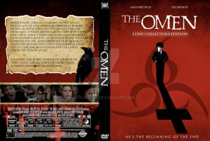 the omen dvd cover by pjfan89