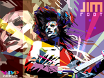JIM ROOT POP ART WPAP by ndop