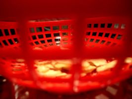 chip basket by samfrei