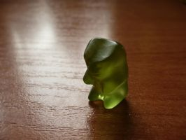 Gummi bear no.1 by Silthria