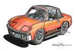 914 Toon by SketchyVWs