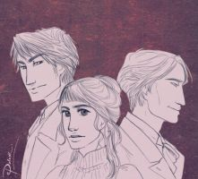 Infernal Devices Trio by palnk