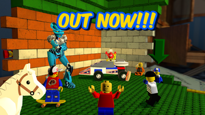 OUT NOW: Classic LEGO Game Models For GMod and SFM by Segatendo12