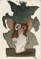 The Gremlins by DenisM79