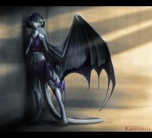 You can never go back by Kamakru