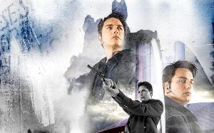 Jack Harkness Graphic by Dekolette