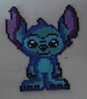Hama Beads - Stitch by acidezabs