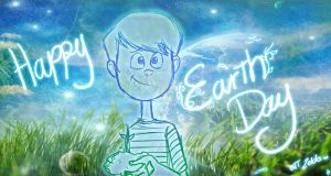 Earth Day by Zeldamusiclover99