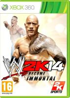 WWE 2K14 Become Immortal fan made cover by ultimate-savage