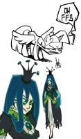 Chrysalis concept art by TheArtrix