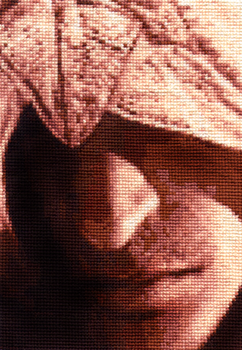 Altair - Cross Stitch by shingorengeki