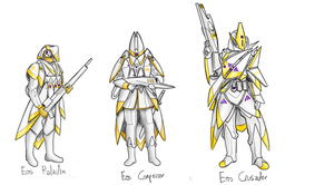 Eos Infantry by EmperorMyric