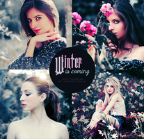 Winter Is Coming PSD Coloring By Starved-souls by Starved-Soul