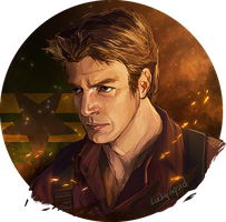 Browncoats - Malcolm Reynolds by LuckySquid