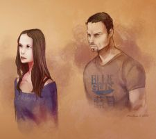 Firefly - River and Jayne by martinacecilia