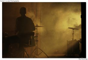 The Drummer by forfie