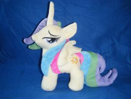 My Little Pony Friendship Is Magic Celestia Plush by PerfectPonyCreations