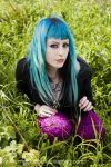 in the wild by VixensPrettyCorpse