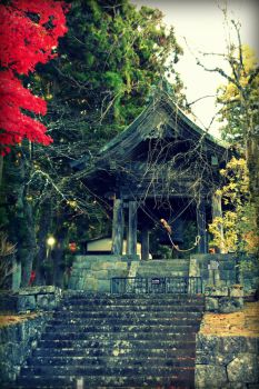 Bell, Nikko by Shreever