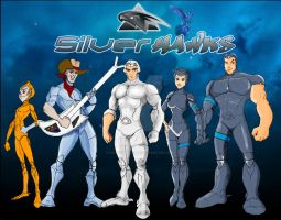 SilverHawks  Group shot by NickyGonzalez