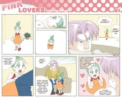Pink Lovers 81 -S9- VxB doujin by nenee