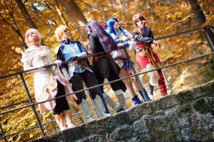 Tales of Vesperia - view by DeZzibELl