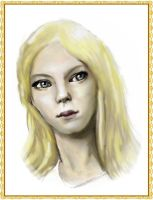 Little Finrod colored by Airendis
