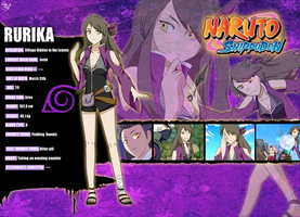 [MAYONAKA RURIKA] Profile by 13Hael