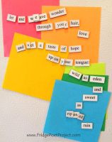 The Daily Magnet #102 by FridgePoetProject