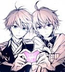 Slaine and Mika (for bro XD) by Dessa-nya