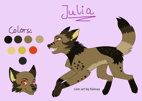 Breeding with Julia CLOSED by LizzysAdopts