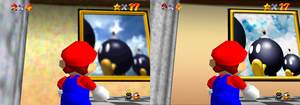 The Bob-omb Battlefield Painting by myownfriend