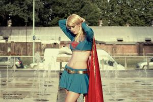 Sensual Supergirl by SophieValentineCos