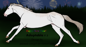 New Year Adopt 2 - ART by painted-cowgirl