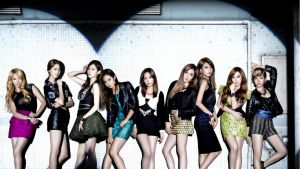 Girls Generation FLOWER POWER Wallpaper HD by ExoticGeneration21