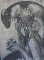 Yggdrasil by IncubusGrave
