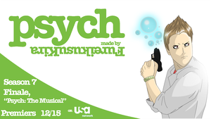 Psych Promo: Animated by ShikaUninspired