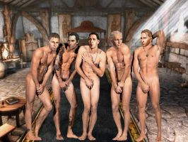 the_boys_of_DragonAge by Daemonica666