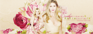 Emily Rickards Katie Cassidy by CansuAkn