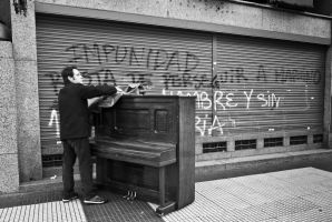 El pianista by anahuac