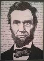 Abraham Lincoln by HxIkerd