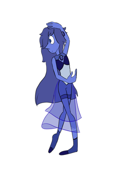Sapphire Pearl by popinat