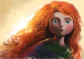 Brave by EternaLegend