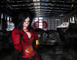 Steampunk Baroness by SoulfuricStudios